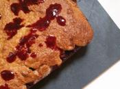 Aujourd'hui, j'ai testé gâteau l'amande fruits rouges (sans gluten)