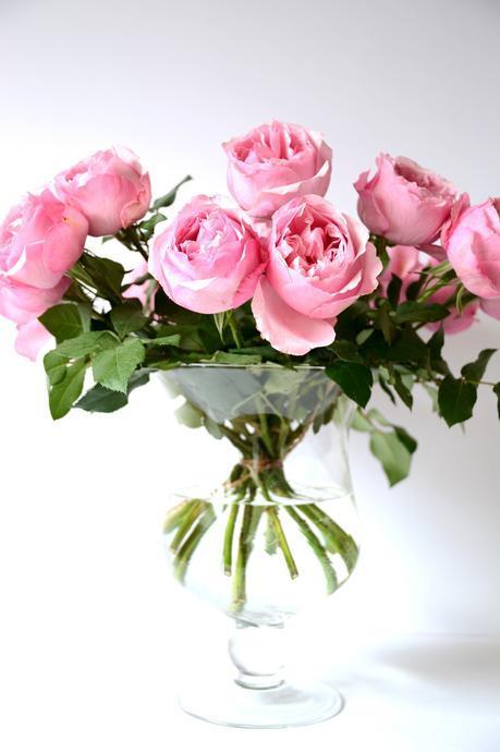 Le langage des fleurs …