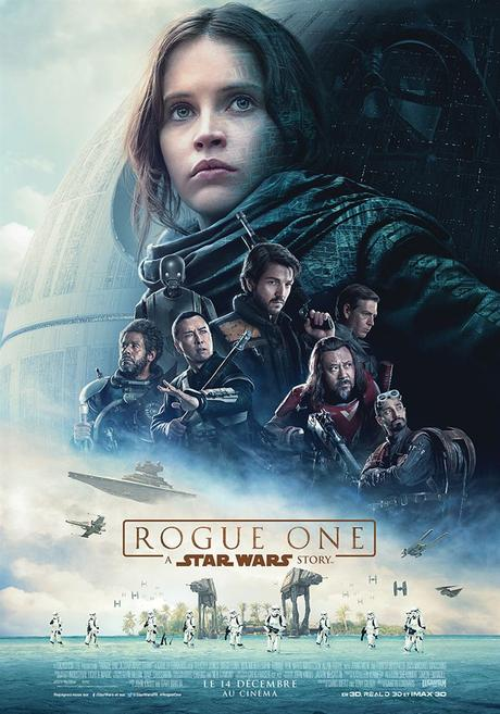 [Cinéma] Rogue One : A Star Wars Story : 1er Spin-off réussit !