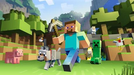 Minecraft arrive sur l'Apple TV