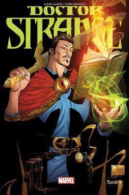 docteur-strange-comics-volume-1