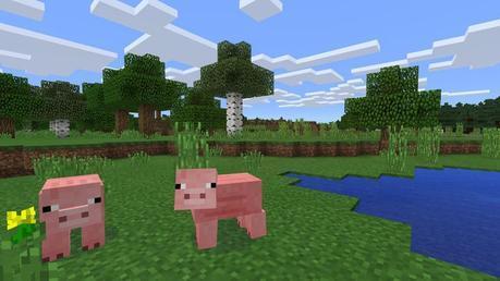 Minecraft est disponible sur l'Apple TV 4