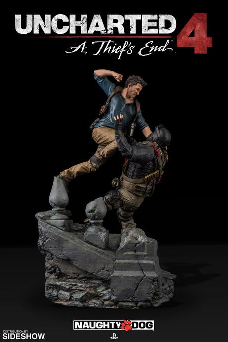Figurine – Nathan Drake d'Uncharted 4