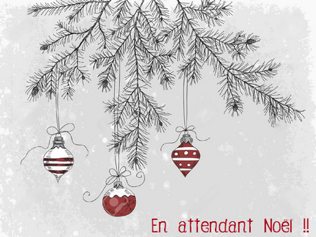 En attendant Noël... Plus que 5 jour! All i want for Christmas tag