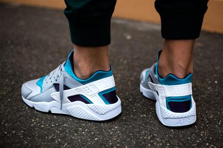 "Nike Air Huarache ""Aquatone"""