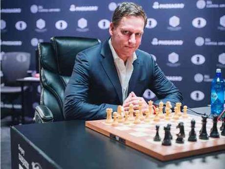 Peter Thiel, cofondateur de Paypal et accro aux échecs - Photo © businessinsider.sg
