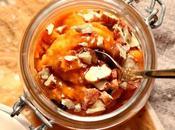 Pumpkin butter épices, noix pécans sirop d'érable