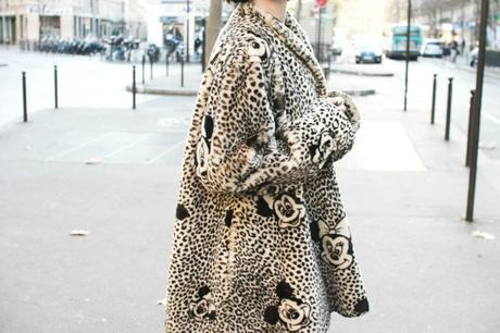 mickey-fake-fur-coat