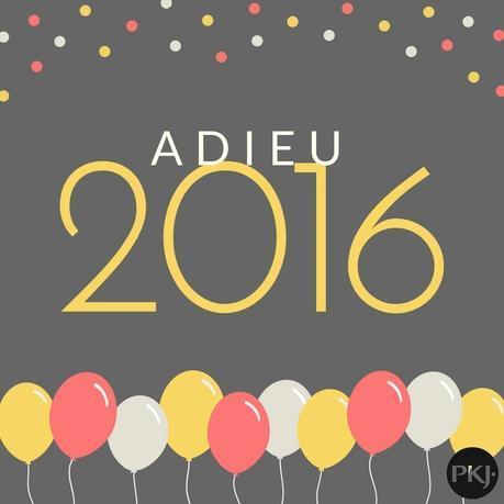 [Tag] - Adieu 2016