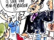 Caricature Jean-Luc Mélenchon