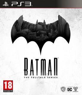Mon jeu du moment: Batman - Saison 1