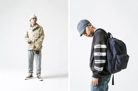 HUMAN MADE – S/S 2017 COLLECTION LOOKBOOK