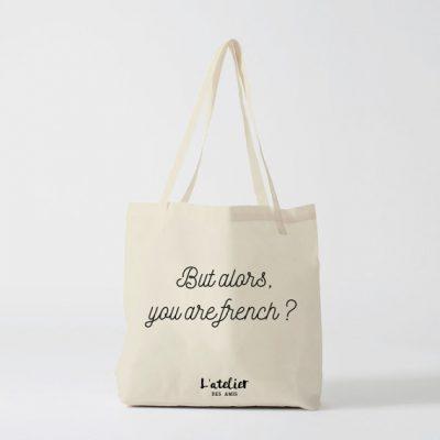 Adieu sac plastique, vive le tote bag !
