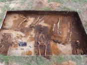 milliers d'artéfacts découverts lors fouilles d'une ancienne cité retrouvée Pologne