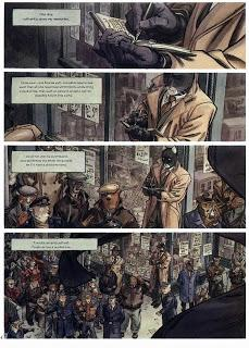 Blacksad T2 : Arctic Nation - Editions Dargaud