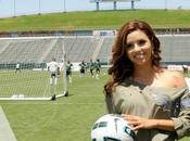 Longoria présentatrice vedette Fifa Football Awards