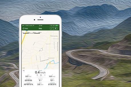 Pado le traqueur d'activités GPS bien pensé