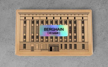 Berghain Ze Game, un jeu de carte brillamment illustré