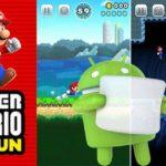 Super Mario Run sur Android : Google Play propose de s'enregistrer