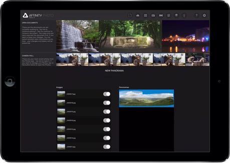 Affinity Photo pour iPad Pro: les nouveautés attendues