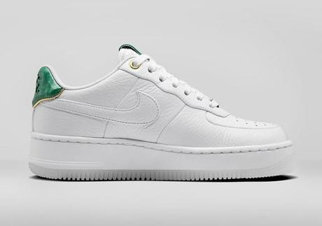 Nike Air Force 1 Nai Ke Jade Collection