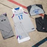 La NBA dévoile ses maillots pour le All-Star Game 2017