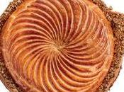 Gourmandise/Food galette très british Lenôtre