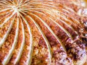 Pithiviers crème d'amande galette Rois) ultra-rapide