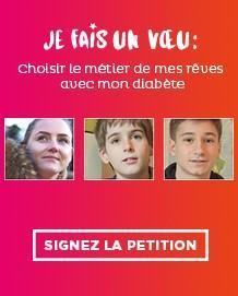 DIABÈTE : #JeFaisUnVoeu, faisons évoluer les réglementations discriminantes à l'encontre des diabétiques – AJD / AFD