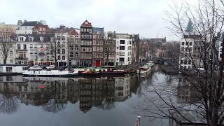paysages urbains d'amsterdam