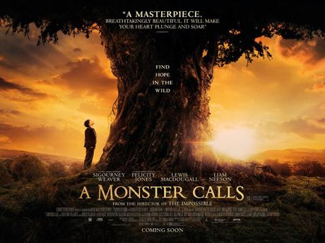 A Monster calls (Ciné)