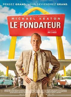 Cinéma Le Fondateur / Quelques minutes après minuit