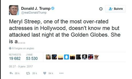 And the Winner of the Golden Tweet is...