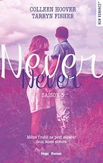 Never Never # 3  de Colleen Hoover et  Tarryn Fisher