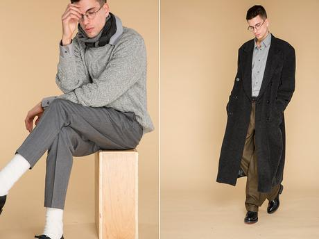 ECOLE DE PENSÉE – F/W 2017 COLLECTION LOOKBOOK