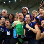 Handball féminin : la France en finale