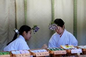 prêtresse japon