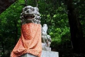 statue japon