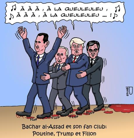 le fan club de Bachar al-Assad