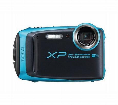 Fuji: Finepix XP120