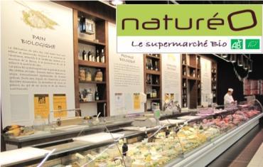 Supermarchés bio : naturéO part à la conquête de l'ouest