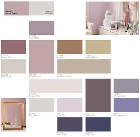 Decor Paint Colors For Home Interiors