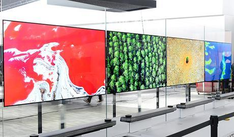 TV OLED W7 LG SIGNATURE