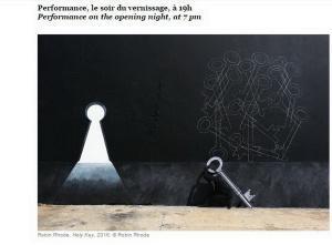 Galerie Kamel Mennour  20 Janvier au 4 Mars 2017