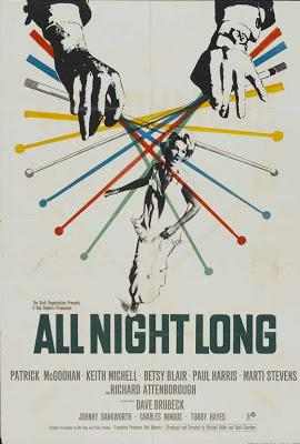 All night long - Basil Dearden (1962)