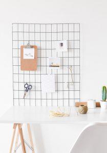 DIY organisateur de bureau facile