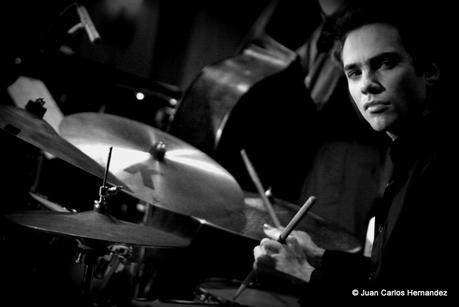 Fabrice Moreau Quintet: première à Paris