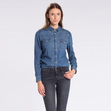 La chemise en Jean's Levis