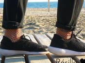 Tendance résille chaussettes