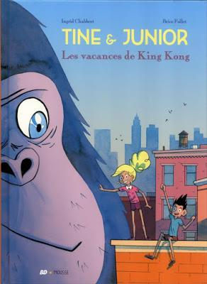 Tine & Junior Tome 1 Editions Frimousse